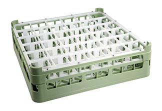 compartment rack, compartment rack for sale, jackson compartment rack, commercial compartment rack, dishmachine accessories