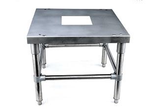 dishmachine stand, stand for dishmachine, jackson machine stand, jackson dishmachine, machine stand, warewashing accessories